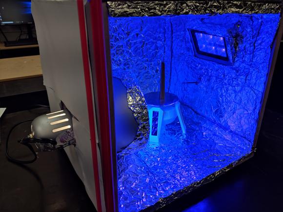 UV light, 60 watt lamp head