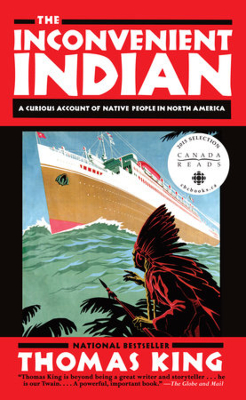Link to the book The Inconvenient Indian by Thomas King